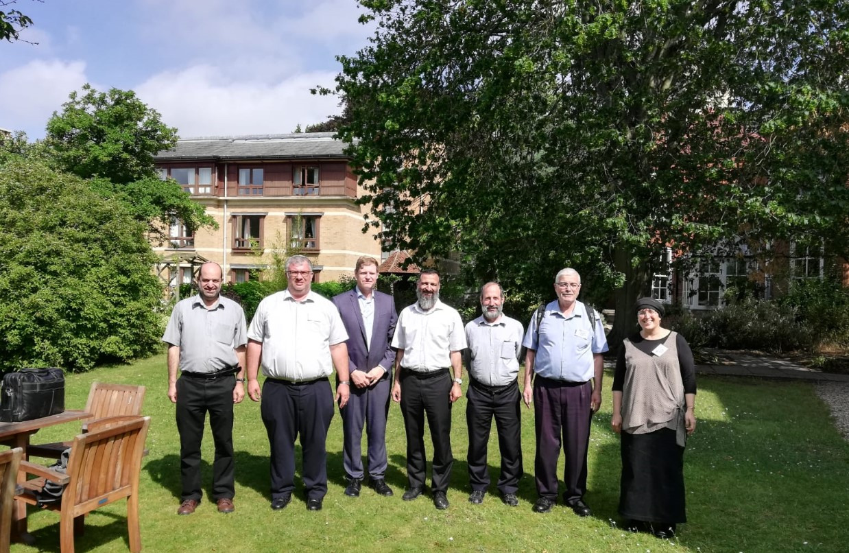 Orot's Prominent Lecturers at the Oxford Conference